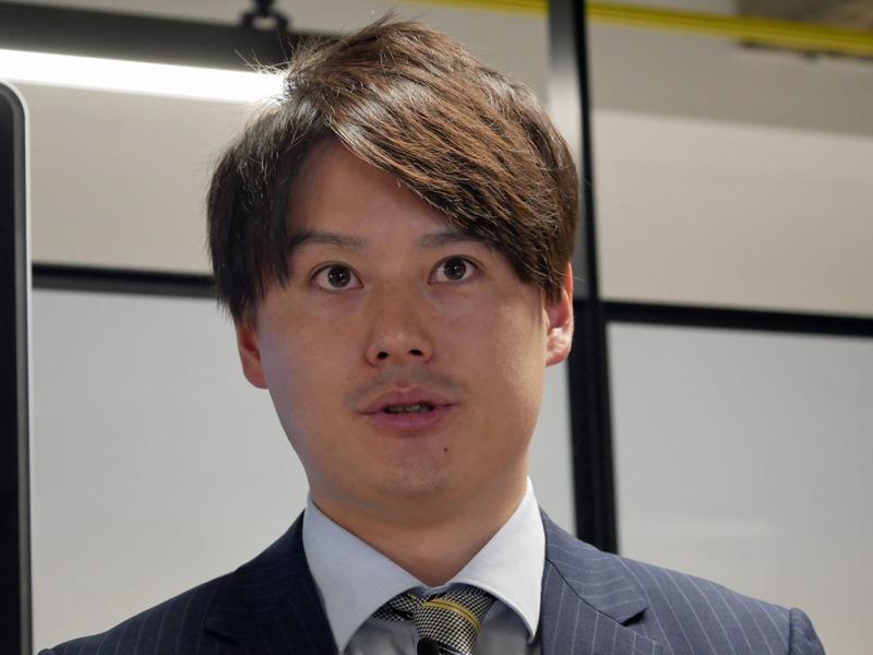 Space BD 衛星打ち上げ事業部長 桃尾一馬氏
