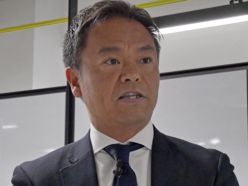 さくらインターネット 執行役員の上田晋司氏