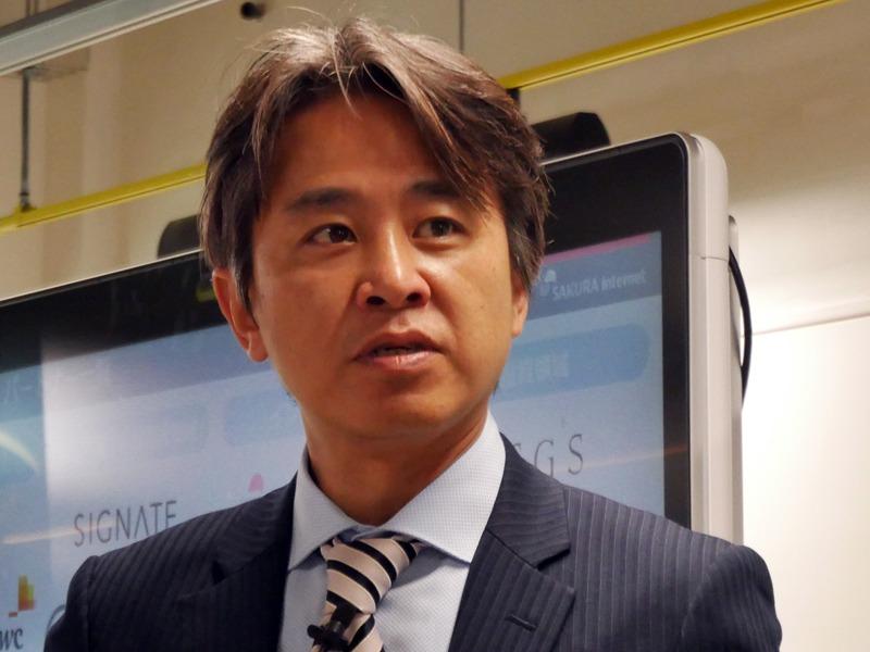VAIO 執行役員 花里隆志氏