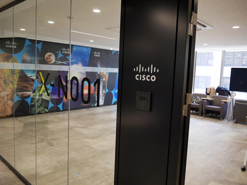 東京・日本橋室町に開設された「Cisco Innovation Hub」