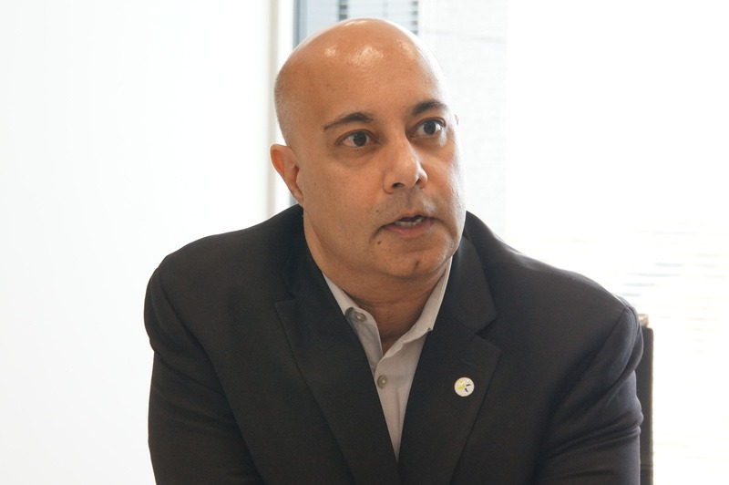 NutanixのRajiv Mirani氏(CTO、クラウドプラットフォームズ担当)