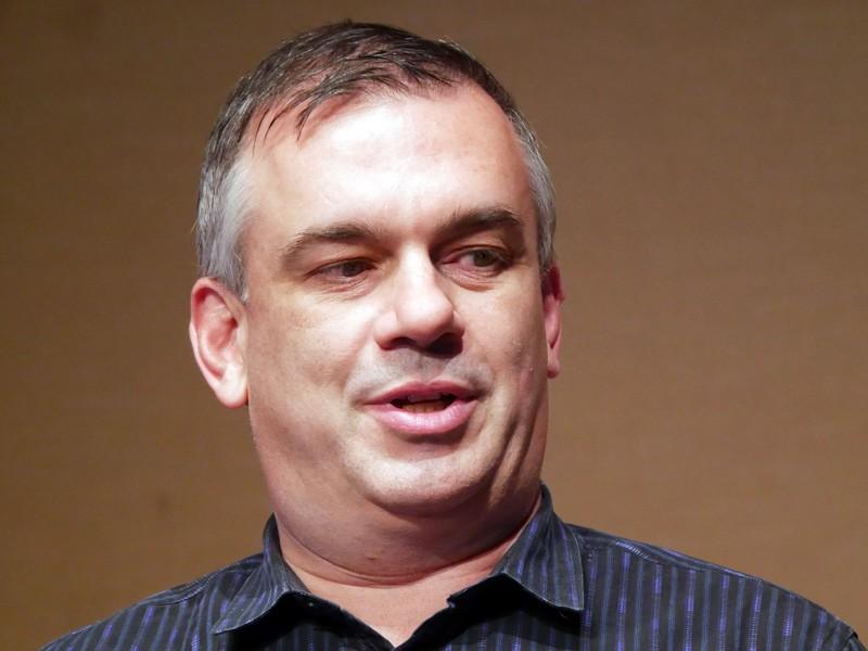 Oracle Labsのエリック・セドラー バイスプレジデント兼テクニカルディレクター