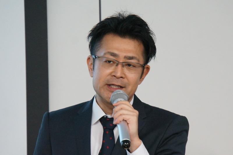 Yubico ヴァイスプレジデントセールス 大友淳一氏