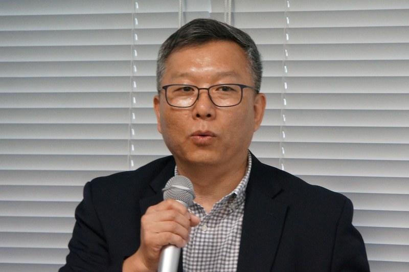 eWBM Co.,Ltd. プロダクトマーケティングヘッド ソニー・オー氏