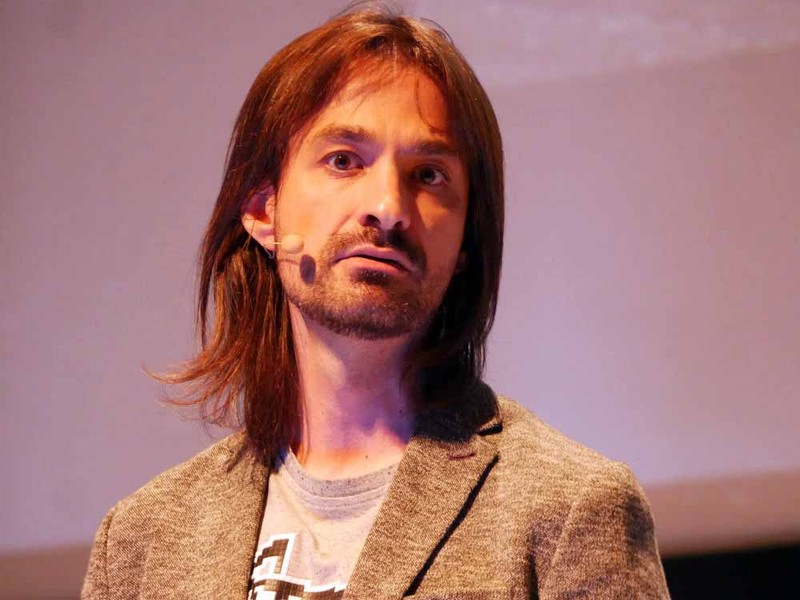 米Microsoft テクニカルフェローのアレックス・キップマン氏