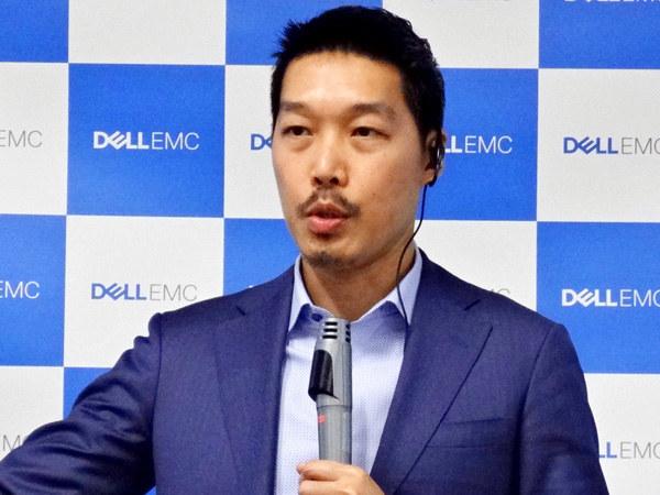 Dell Technologies アジア パシフィック ジャパン DPS事業本部 プリセールス ディレクター&ヘッド ヤン・チーワイ氏