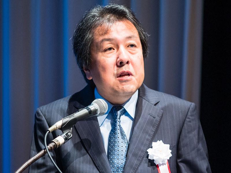 一般社団法人 重要生活機器連携セキュリティ協議会(CCDS) 代表理事の荻野司氏