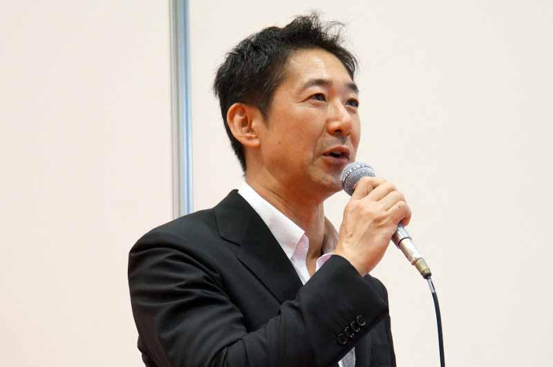Interop Tokyo 2019総合プロデューサー/株式会社ナノオプト・メディア 取締役COOの大嶋康彰氏