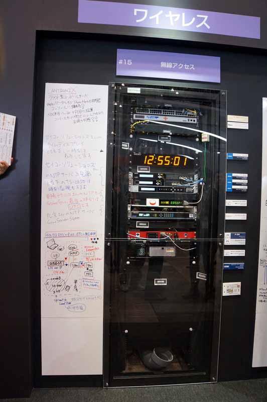 ラック15:モバイルネットワーク