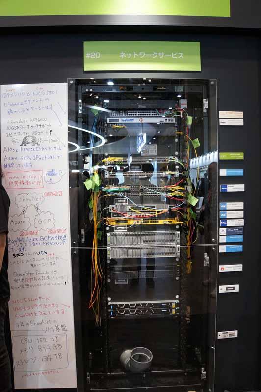 ラック20:ネットワークサービス