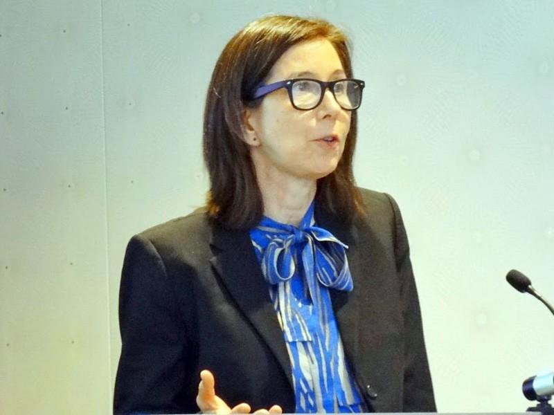 日本マイクロソフト 執行役員 政策渉外・法務本部長 アリス・グラハム氏