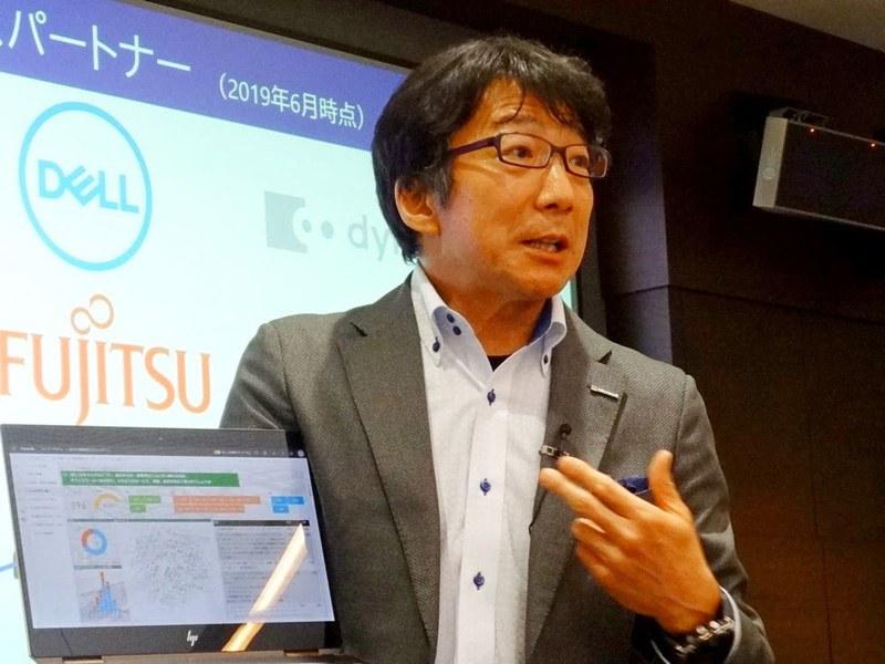 日本マイクロソフト 執行役員 常務 コンシューマー&デバイス事業本部長 檜山太郎氏