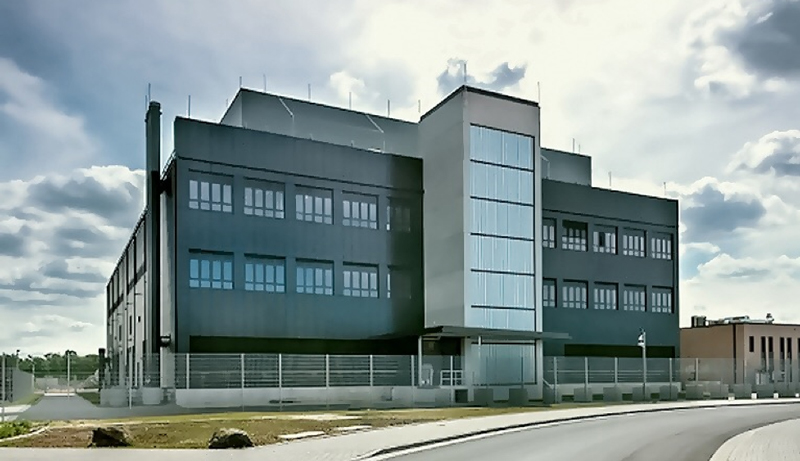 「ドイツ フランクフルト 4 データセンター」の外観イメージ
