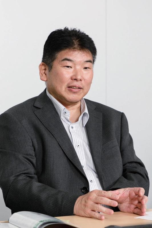 株式会社BBSアウトソーシングサービス 執行役員 特命プロジェクト室 室長 保坂和志氏