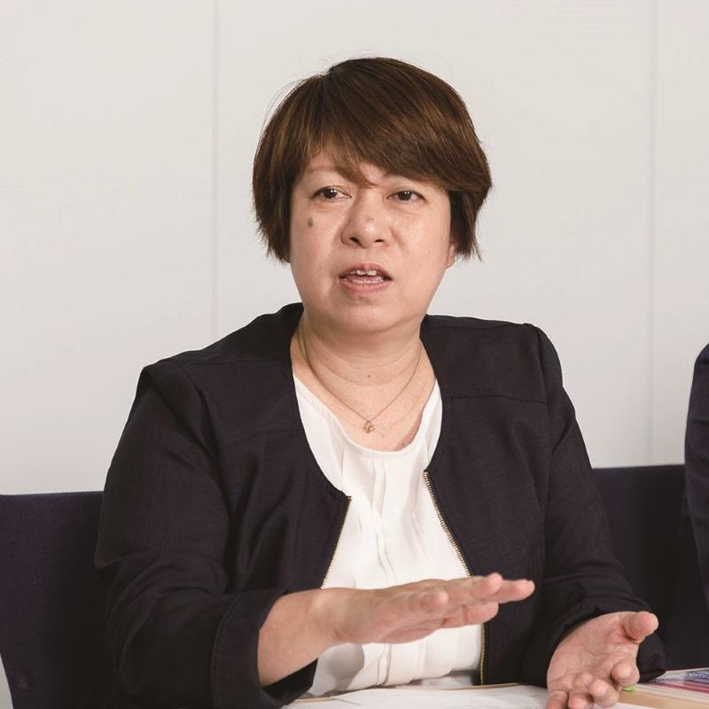 株式会社BBSアウトソーシングサービス ソリューション1部 ソリューション1課 鍋山則子氏