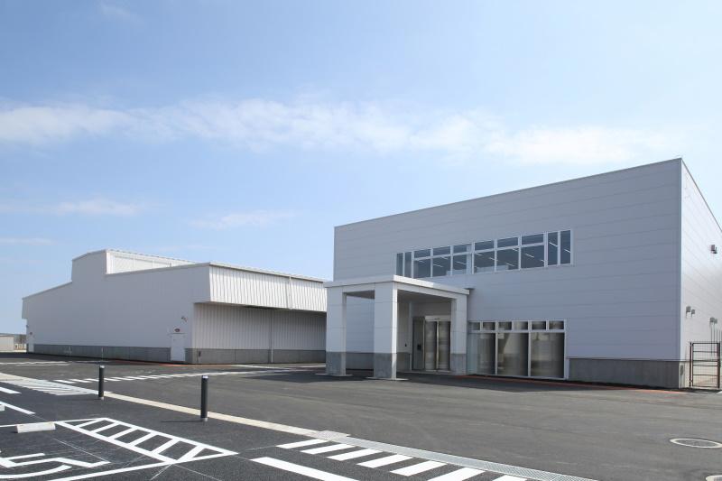 写真1:白井データセンターキャンパス外観
