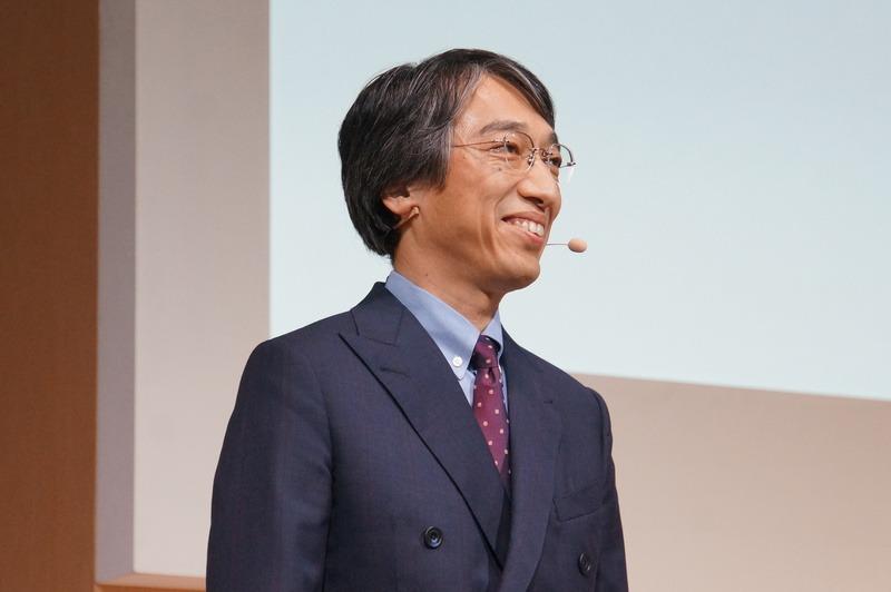 Google Cloud 日本代表 阿部伸一氏