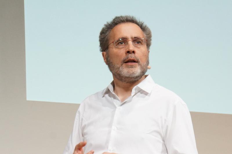 Google Cloud テクニカルインフラストラクチャ シニアバイスプレジデントのウルス・ヘルツル氏