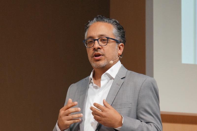 Google Cloud パートナー&インダストリー プラットフォーム プレジデントのタリク・シャウカット氏