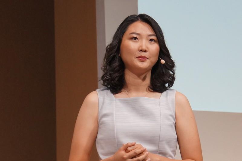 Google Cloud データベース プロダクトマーケティングマネージャーのエイミー・クリシュナモハン氏