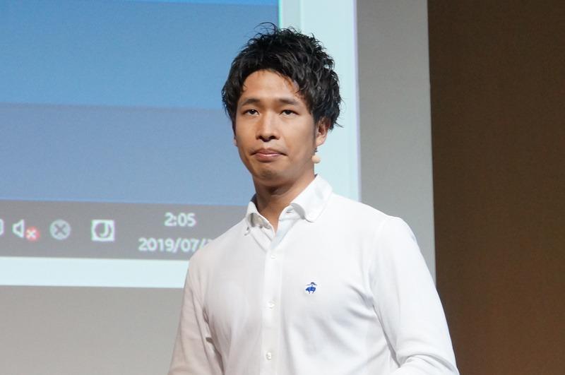 Google Cloud スペシャリスト カスタマーエンジニアリングの寳野雄太氏