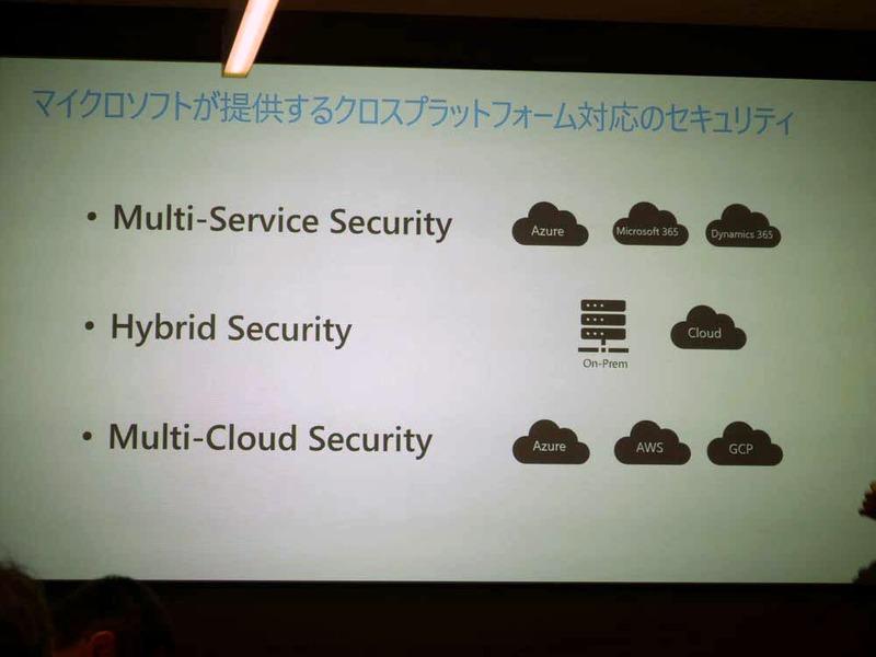 クロスプラットフォーム対応のセキュリティを提供