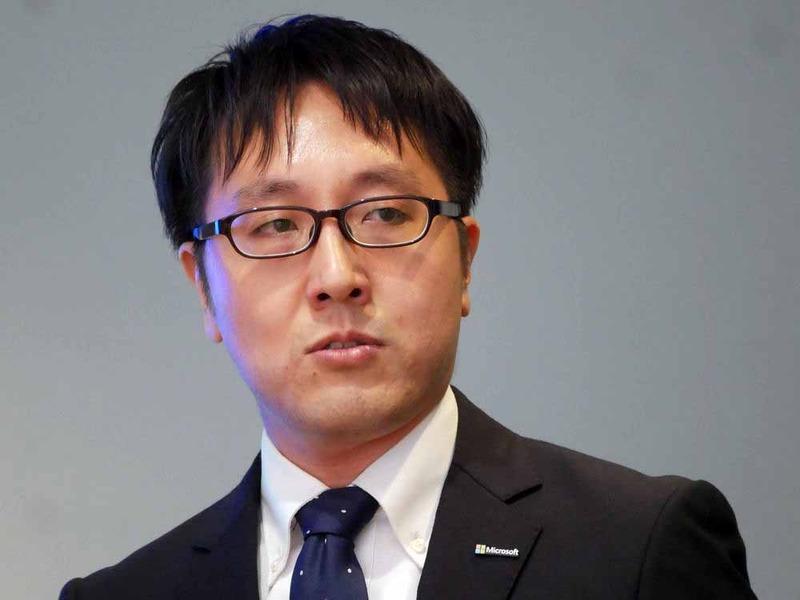 日本マイクロソフト クラウド&エンタープライズビジネス本部プロダクトマネージャーの佐藤壮一氏