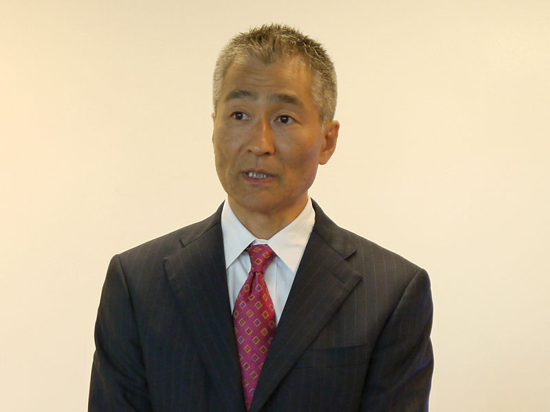 Cohesity Japan代表取締役の江尾浩昌氏