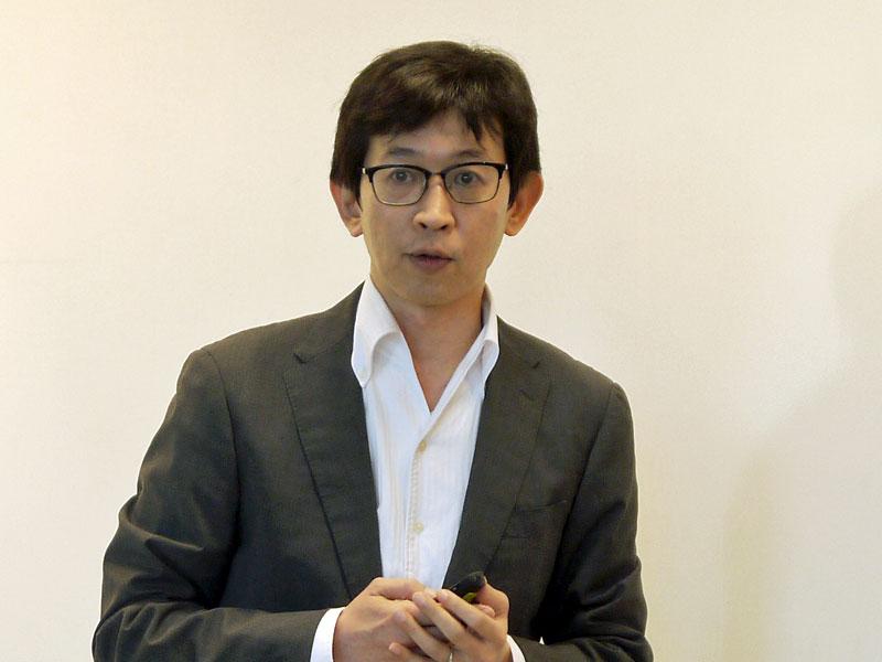 Cohesity Japan 営業本部 シニアSEマネージャーの東一欣氏