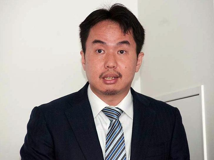 インテル プログラマブル・ソリューションズ営業本部 事業開発マネージャーの山崎大輔氏