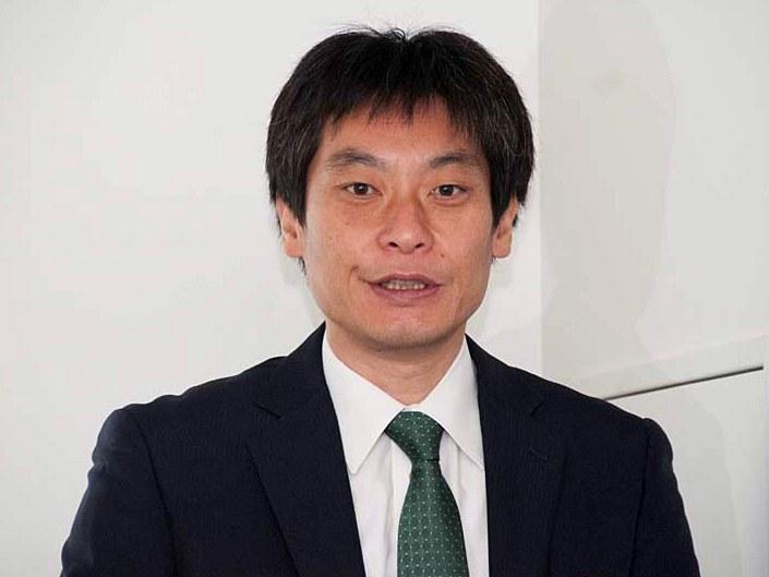 アイベックステクノロジー 事業戦略室 馬場隆行氏
