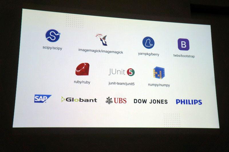 すでにGitHub Actionsを採用している開発コミュニティや企業