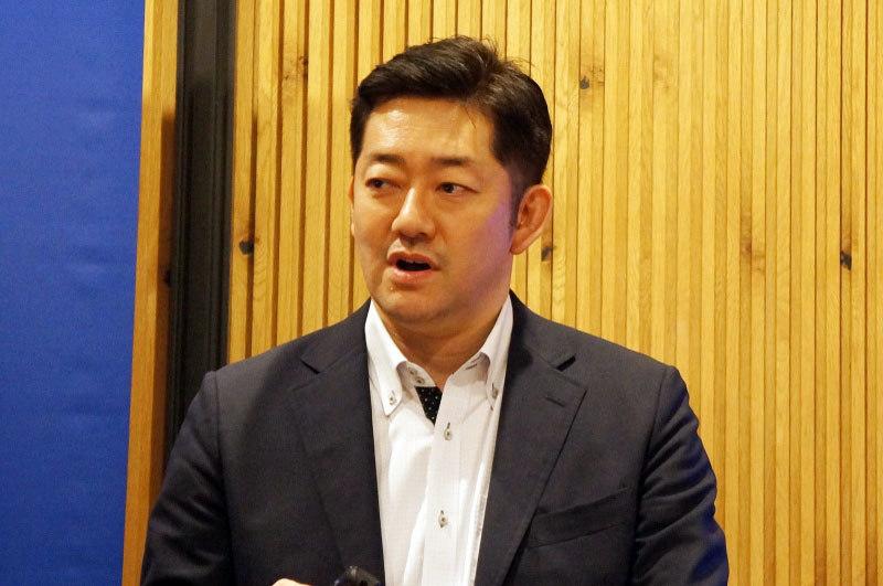 Dropbox Japan株式会社 ソリューションアーキテクト 保坂大輔氏