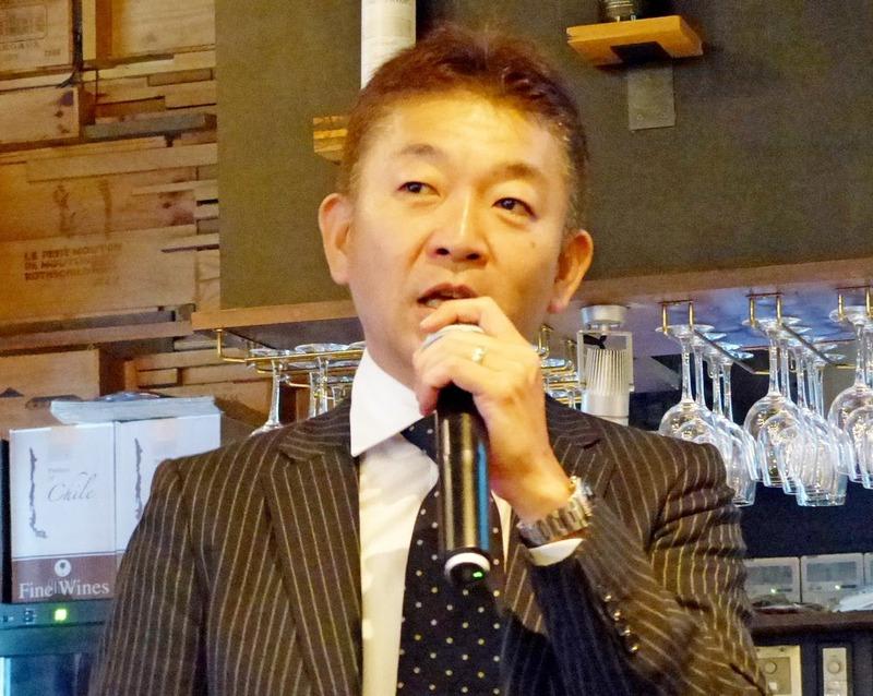日本AMD 代表取締役 林田裕氏