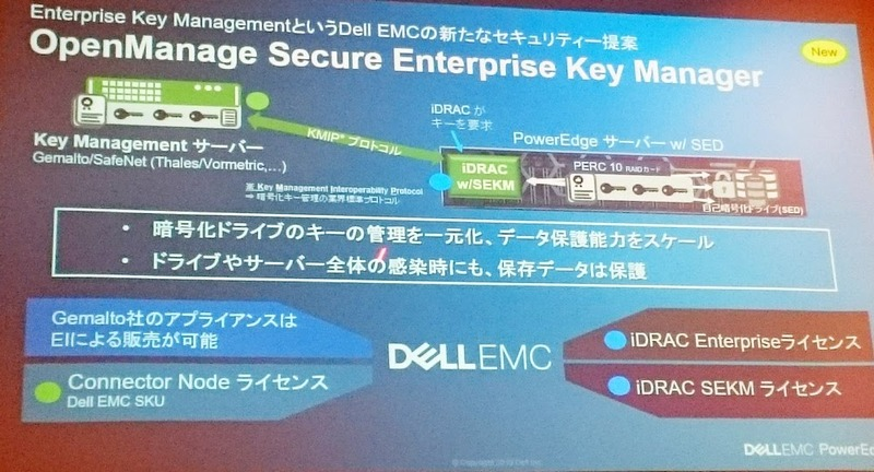 OpenManage Secure Enterprise Key Managerについて