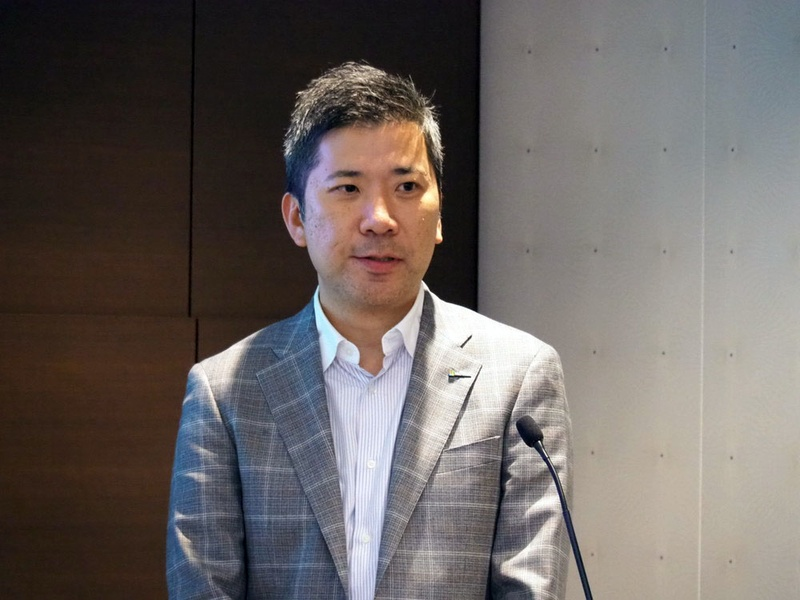 日本マイクロソフト 業務執行役員 パブリックセクター事業本部 デジタル・ガバメント統括本部長の木村靖氏