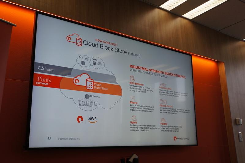 AWS用ブロックストレージ「Cloud Block Store(CBS) for AWS」
