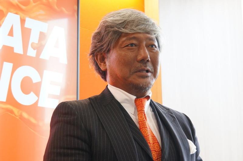 ピュア・ストレージ・ジャパン株式会社 代表取締役社長 田中良幸氏