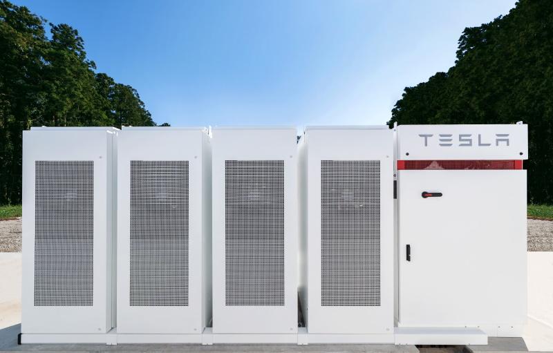 Tesla製蓄電池「Powerpack」