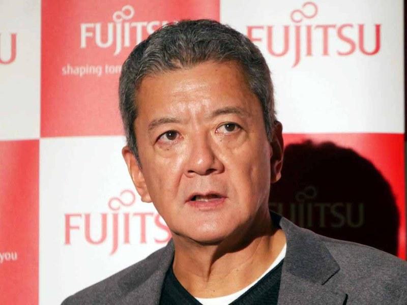富士通 代表取締役副社長 CTO 兼 富士通研究所 取締役会長の古田英範氏