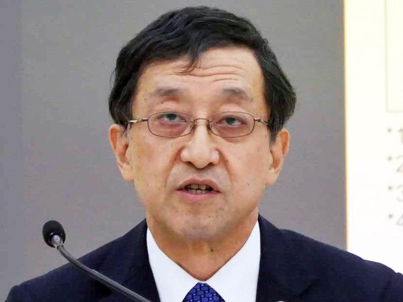 日立 代表執行役執行役専務兼CFOの西山光秋氏