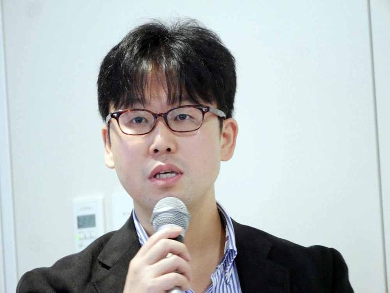 NEC コーポレート事業開発本部長の北瀬聖光氏