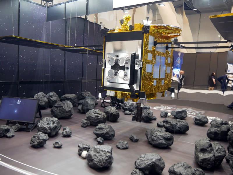 高性能小型光学衛星「ASNARO-1」