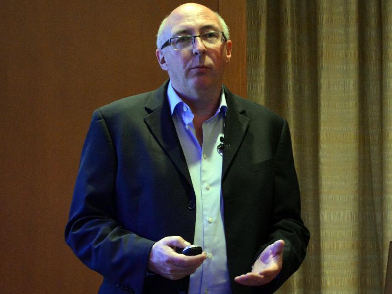 VMware エグゼクティブバイスプレジデント兼ジェネラルマネージャのレイ・オファレル氏