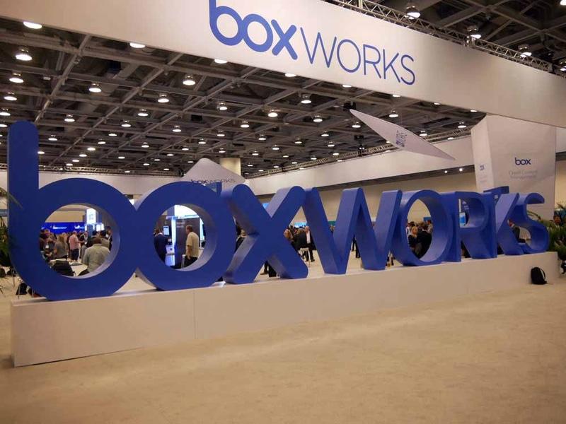 米国サンフランシスコで開催された「BoxWorks 2019」
