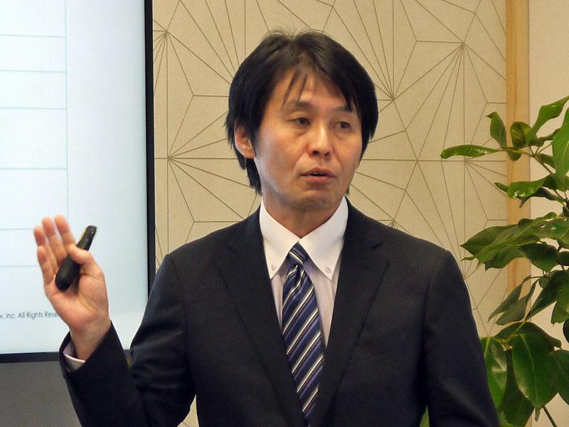ServiceNow User Group(SNUG)Japan会長を務めるベネッセインフォシェル ITソリューション本部 副本部長の池田毅氏