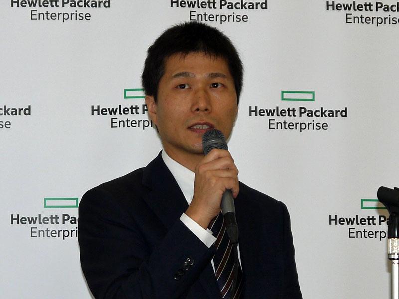 住友重機械工業 プラスチック機械事業部 技術部 主任技師の羽野勝之氏