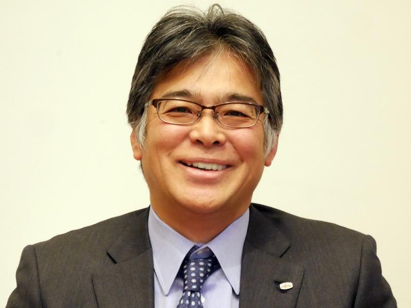 富士通の時田隆仁社長