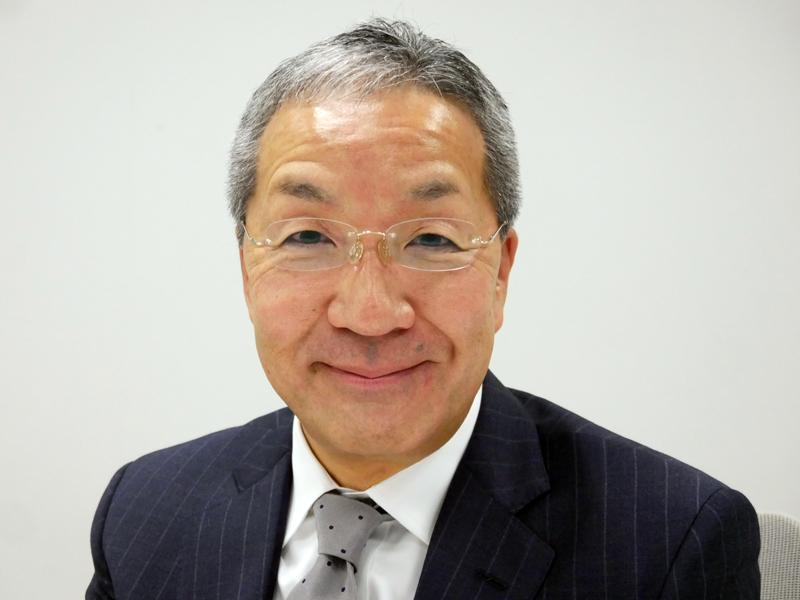 グーグル・クラウド・ジャパンの平手智行代表