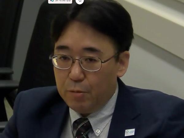 インテル 執行役員常務 技術本部 本部長の土岐英秋氏